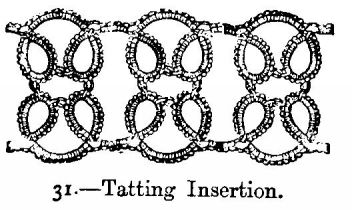 Tatting Insertion.