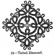 Tatted Diamond.